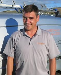 Johan Pretorius - Technician