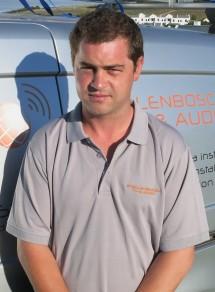Rayno Visser - Senior Technician