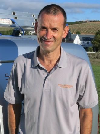Marius Mostert - CEO